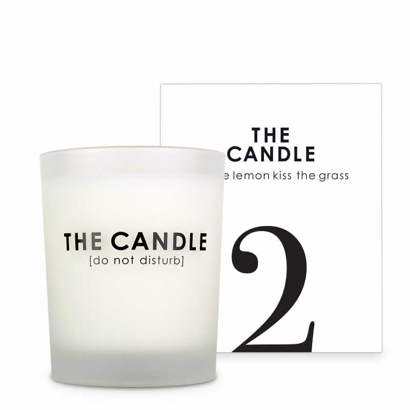 The Candle 2...let the lemon kiss the grass