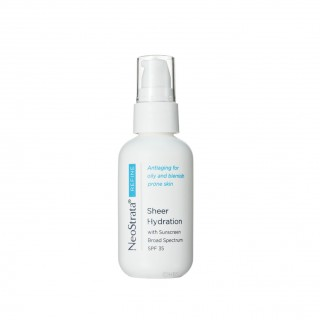Sheer Hydration spf 35