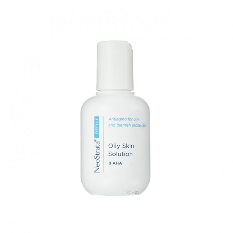 Oily skin solution