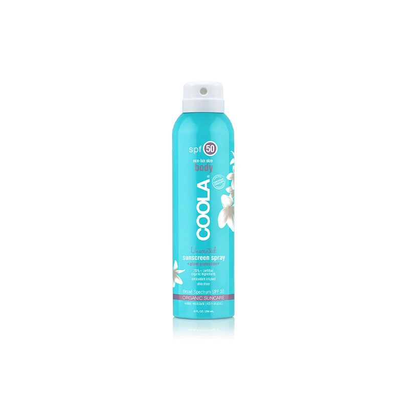 Coola Spray body Spf 50 unscented