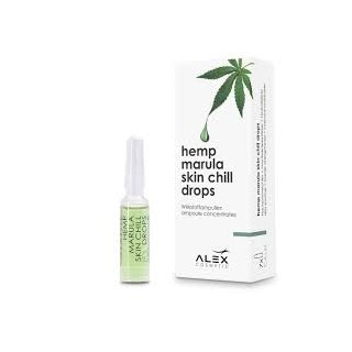 HEMP MARULA SKIN CHILL DROPS