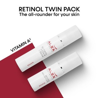 RETINOL TWIN PACK