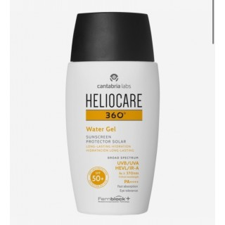 Heliocare 360`water gel spf 50