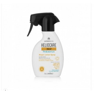 Heliocare 360 Pediatrics atopic lotion spray